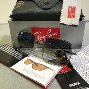 👍Brand new authentic Ray Ban 1971 gradient blue